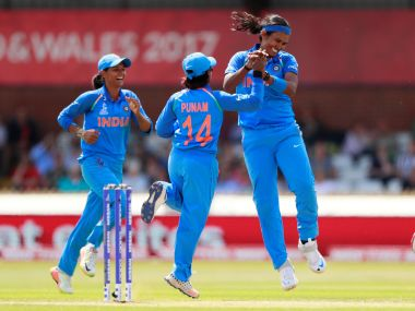 The India women's team will start as favourites against Pakistan. Reuters