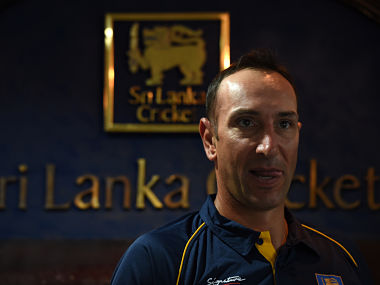 India vs Sri Lanka: Hosts' coach Nic Pothas criticises batsmen for nine-wicket loss