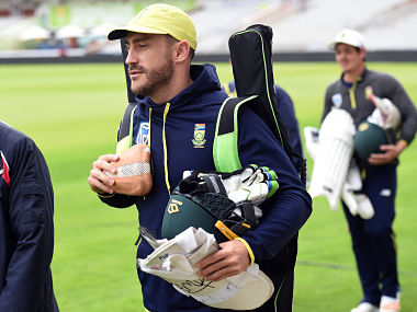 England vs South Africa: Faf du Plessis eager to win on return to Old Trafford