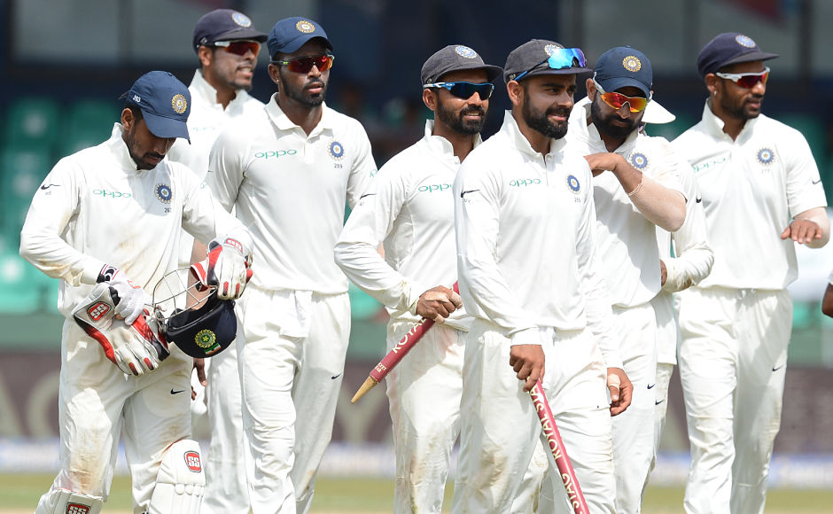 India bank on all-round effort to blank Sri Lanka in 2nd Test, clinch series 2-0