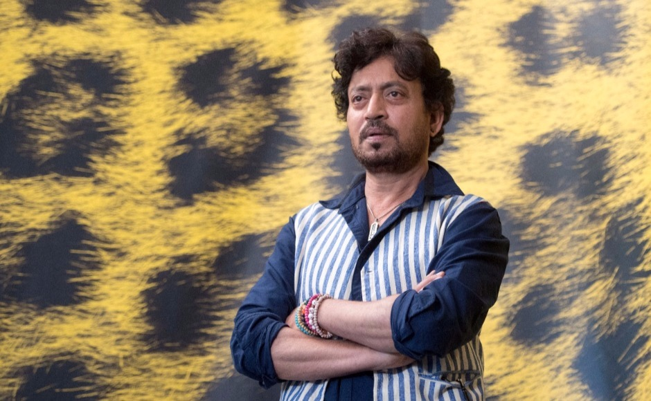 Irrfan Khan, Golshifteh Farahani promote The Song of Scorpions at Locarno Film Festival