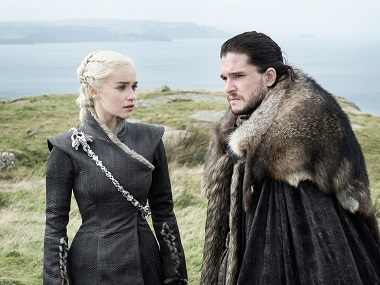 Game of Thrones has no pay gap main cast Kit Harington Emilia Clarke Peter Dinklage receive same salary