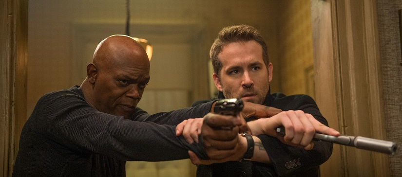 The Hitmans Bodyguard movie review Ryan Reynolds Samuel L Jacksons chemistry is only redeeming factor