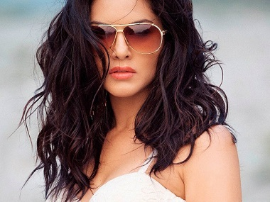 Sunny Leone. Image from Facebook