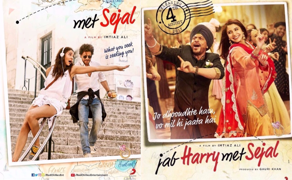 Jab Harry Met Sejal review: Shah Rukh Khan, Anushka's chemistry sparkles in Imtiaz Ali's ode to love