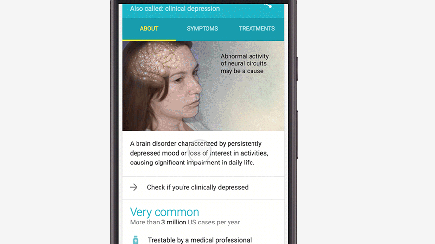 Are you depressed? New Google test wants to help