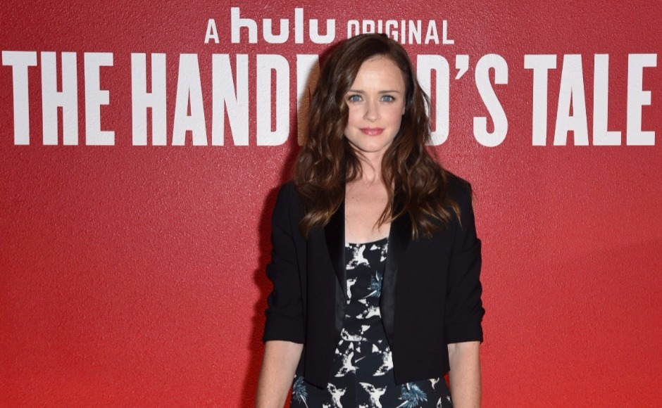 The Handmaid's Tale: Alexis Bledel, Samira Wiley, Elisabeth Moss spotted at Los Angeles event