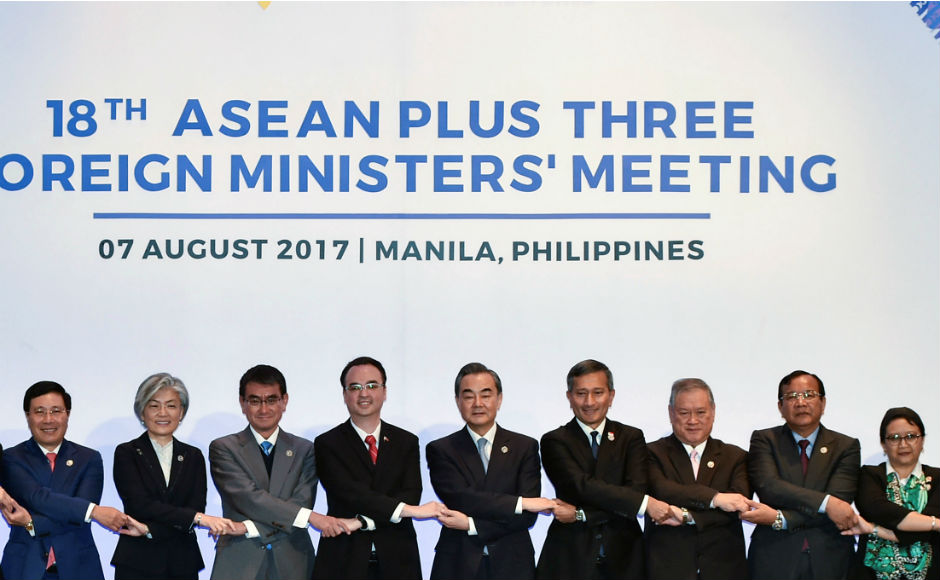 ASEAN foreign ministers' meeting: South China Sea dispute, North Korea tensions dominate conference