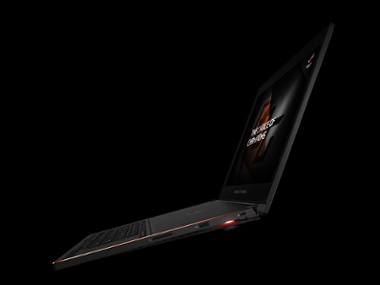 ASUS ROG Zephyrus GX501 first impressions: The world's slimmest gaming laptop is lovely to behold