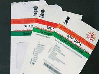 Right to Privacy vs Aadhaar. Representational image. News18