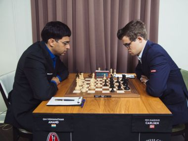 Sinquefield Cup 2017: Viswanathan Anand earns tough draw against World Champion Magnus Carlsen