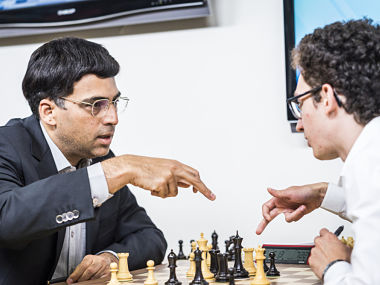 Sinquefield Cup 2017: Viswanathan Anand steals show with brilliant win against Fabiano Caruana