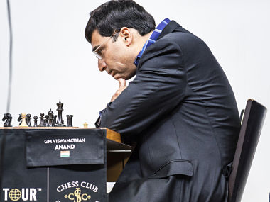Sinquefield Cup 2017: Viswanathan Anand draws against Levon Aronian; Magnus Carlsen suffers shock loss