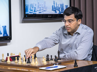 Sinquefield Cup 2017 Viswanathan Anand impresses despite draw with Peter Svider in second round