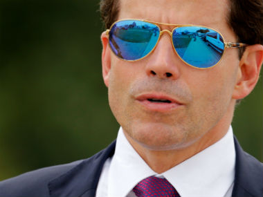 Anthony Scaramucci sacked by Donald Trump What exWhite House communications chiefs 11day tenure involved