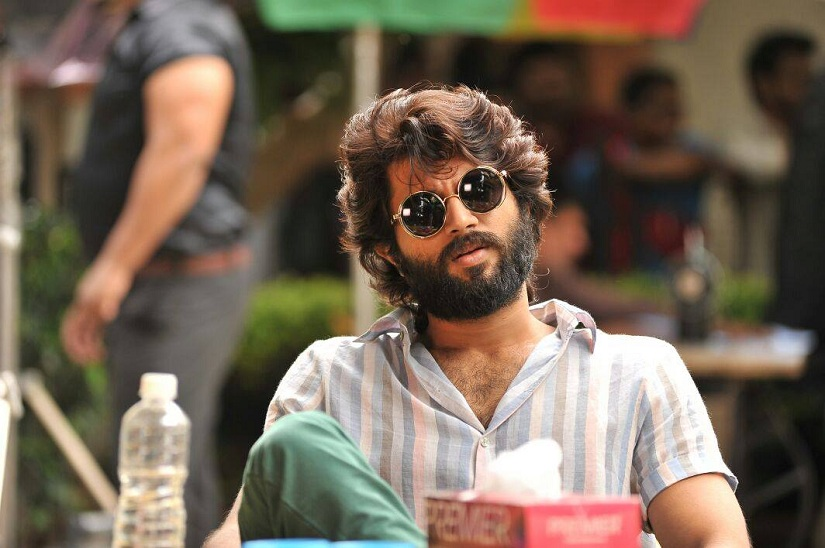 Arjun Reddy movie  review Vijay Devarakondastarrer heralds a new chapter in Telugu cinema