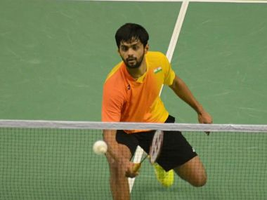 Swiss Open badminton Indias B Sai Praneeth stuns Chen Long to progress into final of mens singles event