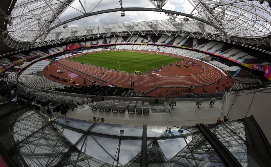 IAAF World Athletic Championship 2017: Tomas Walsh wins shot put gold, Nafi Thiam builds on Olympic success