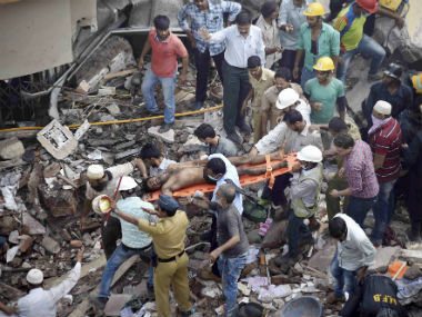 Mumbai building collapse: 22 killed as over 100 years old building collapses in Bhendi Bazaar; authorities play blame game