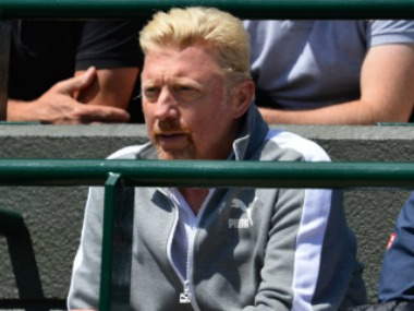 Former tennis great Boris Becker says he doesnt want to rule out possibility of coaching yet