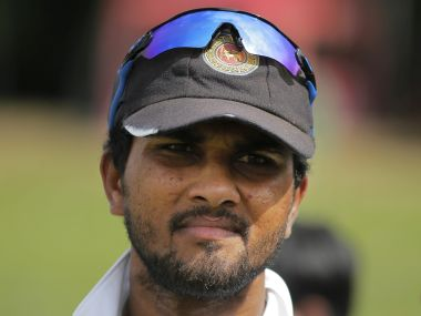 India vs Sri Lanka: Dinesh Chandimal blames heavy loss on 'disappointing' first innings effort