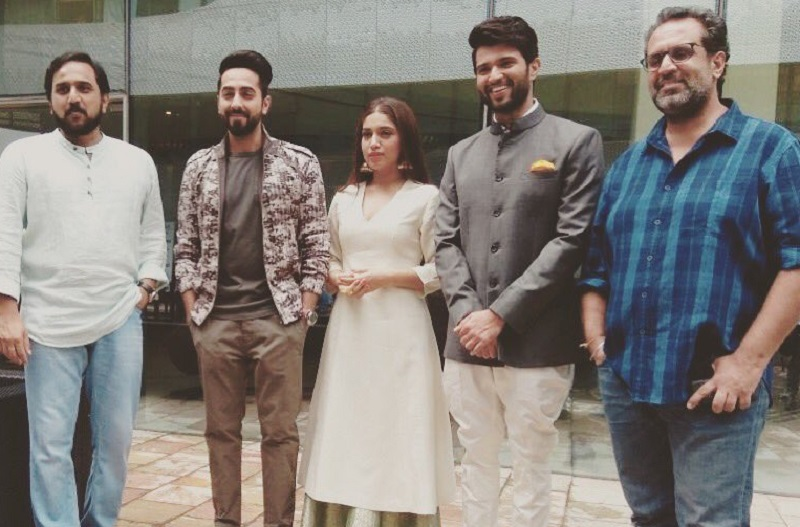 Shubh Mangal Saavdhan director RS Prasanna This is not a sex comedy its a family film