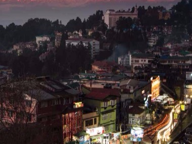 Gorkhaland agitation Shops reopen in different areas of Darjeeling hills after almost three months