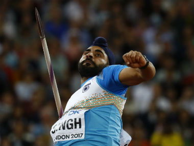 IAAF World Athletics Championships 2017 Indias Davinder Singh Kang finishes 12th in mens javelin throw final