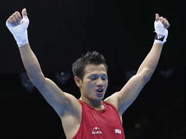 Boxer L Devendro Singh goes philosophical says he doesnt believe in sulking over setbacks in life