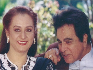 Saira Banu on Dilip Kumar being discharged from hospital: 'His illness felt like a nightmare'