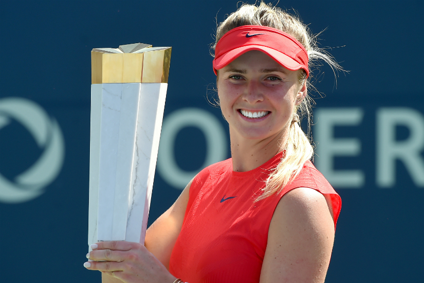US Open 2017 Can Elina Svitolina wrap up breakthrough year with her maiden Grand Slam title