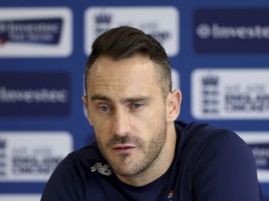 England vs South Africa: Faf du Plessis encouraged by positive talk about potential head coach Ottis Gibson
