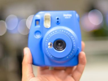 Fujifilm instax Mini 9 Review: The inescapable attraction of physical media and retro experience
