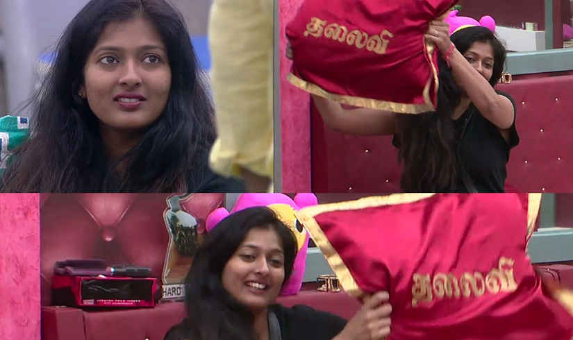 Bigg Boss Tamil Week 8 Gayathri evicted Harish Kalyan and Kaajal Pasupathi make wild card entry