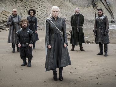 Still from Game of Thrones season 7 episode 4. Image via HBO