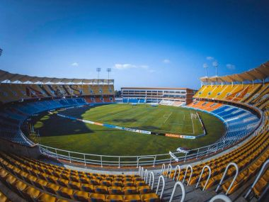 Greenfield International Stadium is set to host an India-Sri Lanka Test and FIFA U-17 World Cup. Image courtesy: Facebook/@trivandrumstadium