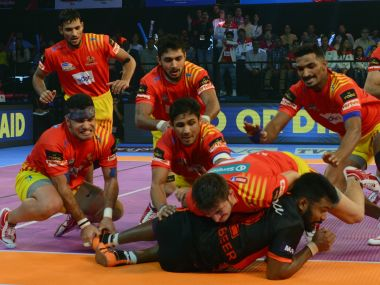 Pro Kabaddi League 2017: Gujarat Fortunegiants mix exuberance with experience to upset pecking order