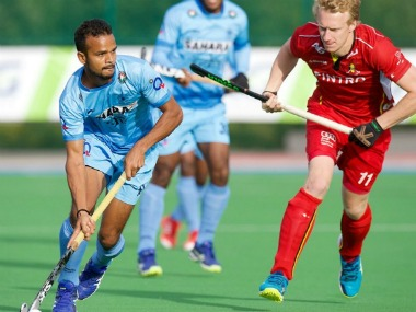 Indian Hockey team go down fighting to Belgium in opening game of 5-match Europe tour