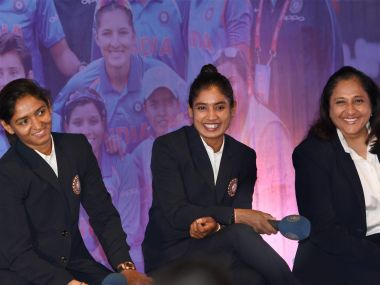 MCA felicitates members of Indian women's cricket team for good show in World Cup