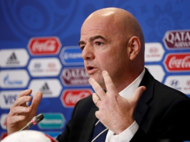 FIFA president Gianni Infantino accused of interfering with governance committee decisions by ousted expert