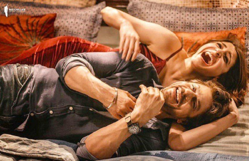 Jab Harry Met Sejal movie review Shah Rukh KhanAnushka Sharma are too hot for this pakau disaster