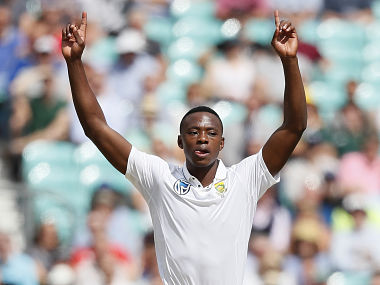 England vs South Africa, 4th Test: Kagiso Rabada's late strike gives Proteas edge over hosts on Day 1