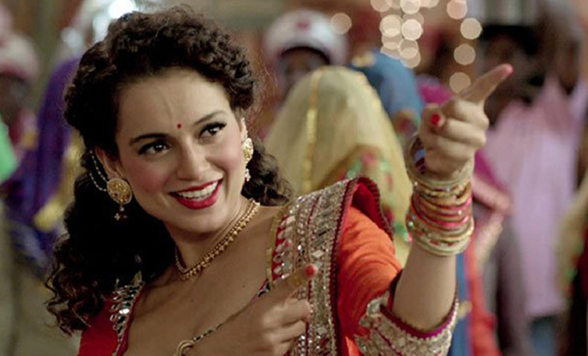 A still from Tanu Weds Manu Returns. File image