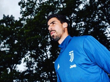 Champions League Juventus Sami Khedira out of Atletico Madrid clash due to irregular heartbeat