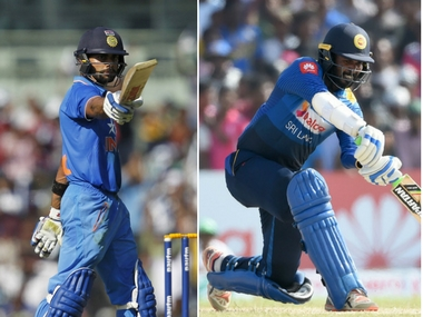 India vs Sri Lanka, ODI series stats preview: From visitors' in-form top order to hosts' recent failures