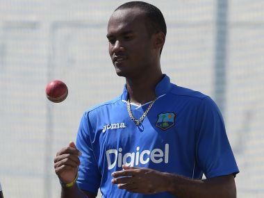 England vs West Indies: Kraigg Brathwaite reported for suspect bowling action but allowed to bowl in 2nd Test