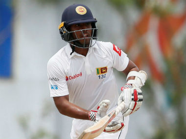 Kusal Mendis was batting on 16 at stumps on Day 2 of the 2nd Test. Reuters