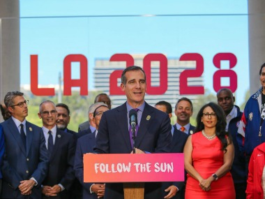 Olympics 2028: Los Angeles city council approves contract to host Games