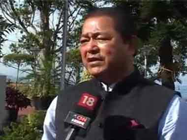 Mizoram CM Lal Thanhawla says Congress may form postpoll alliance with likeminded parties if it falls short of majority