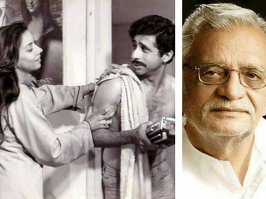 Still from Libaas (left) and Gulzar. Images from Facebook
